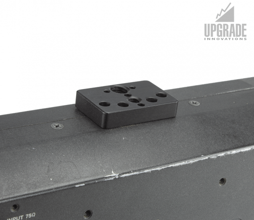 Leader LV Non-Twist Mounting Plate