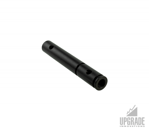 15mm Threaded 3/8 Extension Rods - 4""