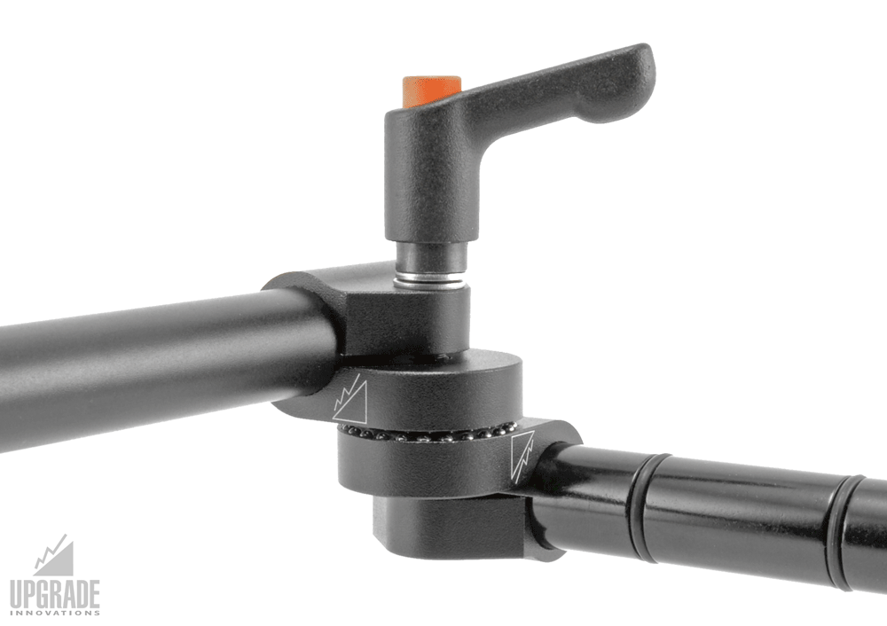 Pivot Clamp Ball-loc with Adjustable Lever