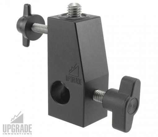 TeraDek and Boxx Meridian C-Stand/Spigot Adapter