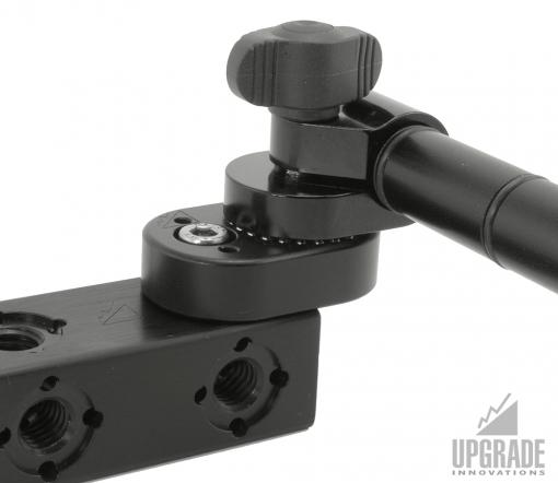 Arri Pivot Accessory Clamp – 15mm – 3/8″ Pin-Loc