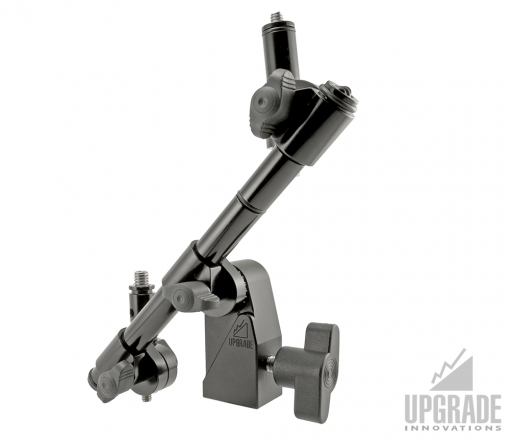 Rudy Arm to Spigot Mount to 15mm Ball-Loc Pivot Clamp