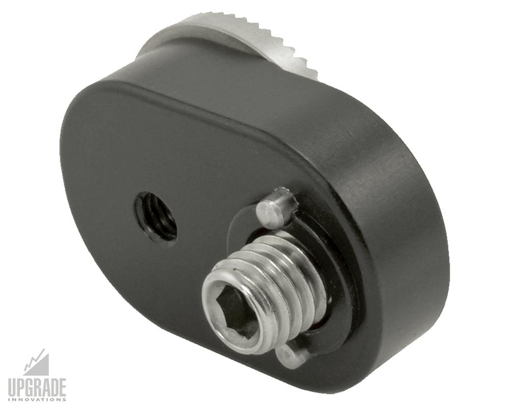 Arri 3/8 Pin-Loc Adapter to Arri Rosette Receiver