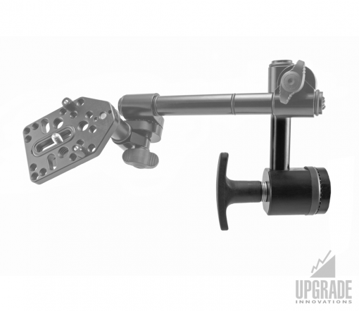Rudy Arm Fluid Head Mount Adapter