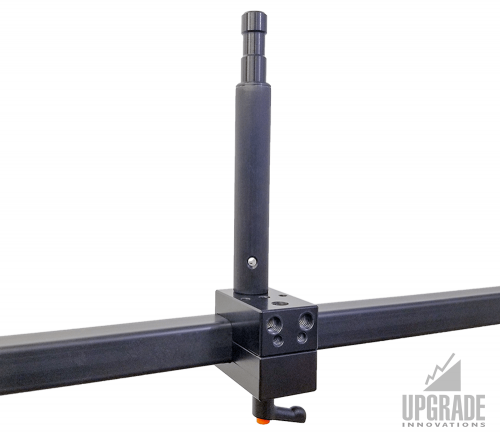 "Whaley Rail II Rail Clamp to 6.6"" Baby Pin"