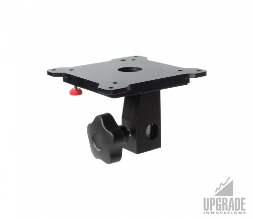 Laptop Tray - VESA Quick Release Plate to Spigot Adapter