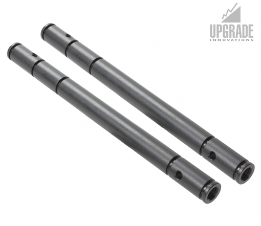 """15mm Threaded 3/8 Extension Rods - 8"""""""