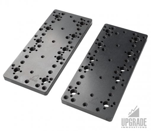 Whaley Rail II Deck Cheese Plate