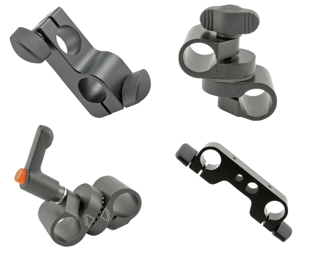 Bracket and Pivot Clamps