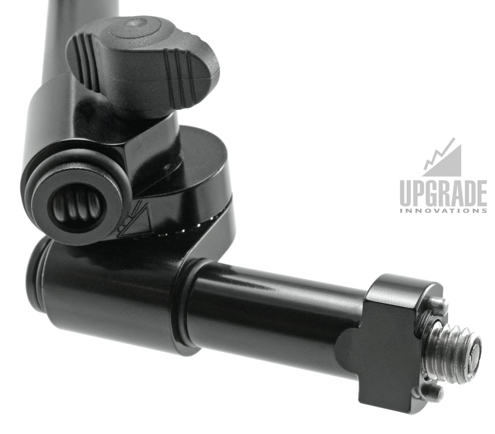 Pivot Clamp with 15mm Arri Pin-loc Spud