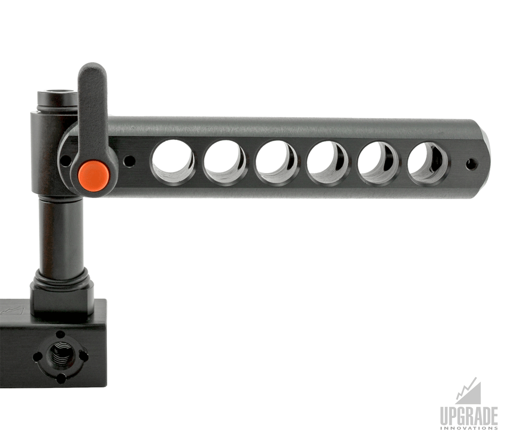 Camera Handle with Ball-Loc Clamp