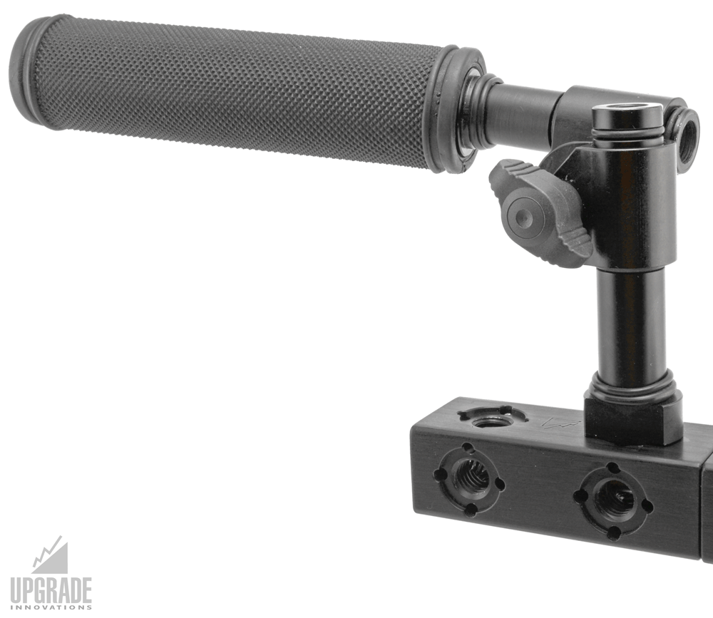 15mm Spud with Arri 3/8″ Pin-Loc Top Handle