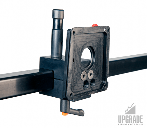 Rail Clamp to VESA Quick Release Plate