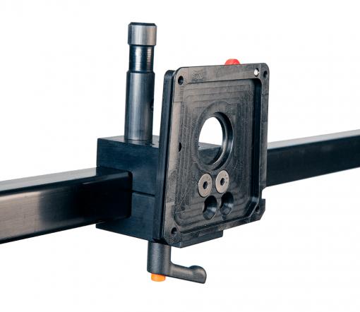 Rail Clamp to VESA Quick Release Plate