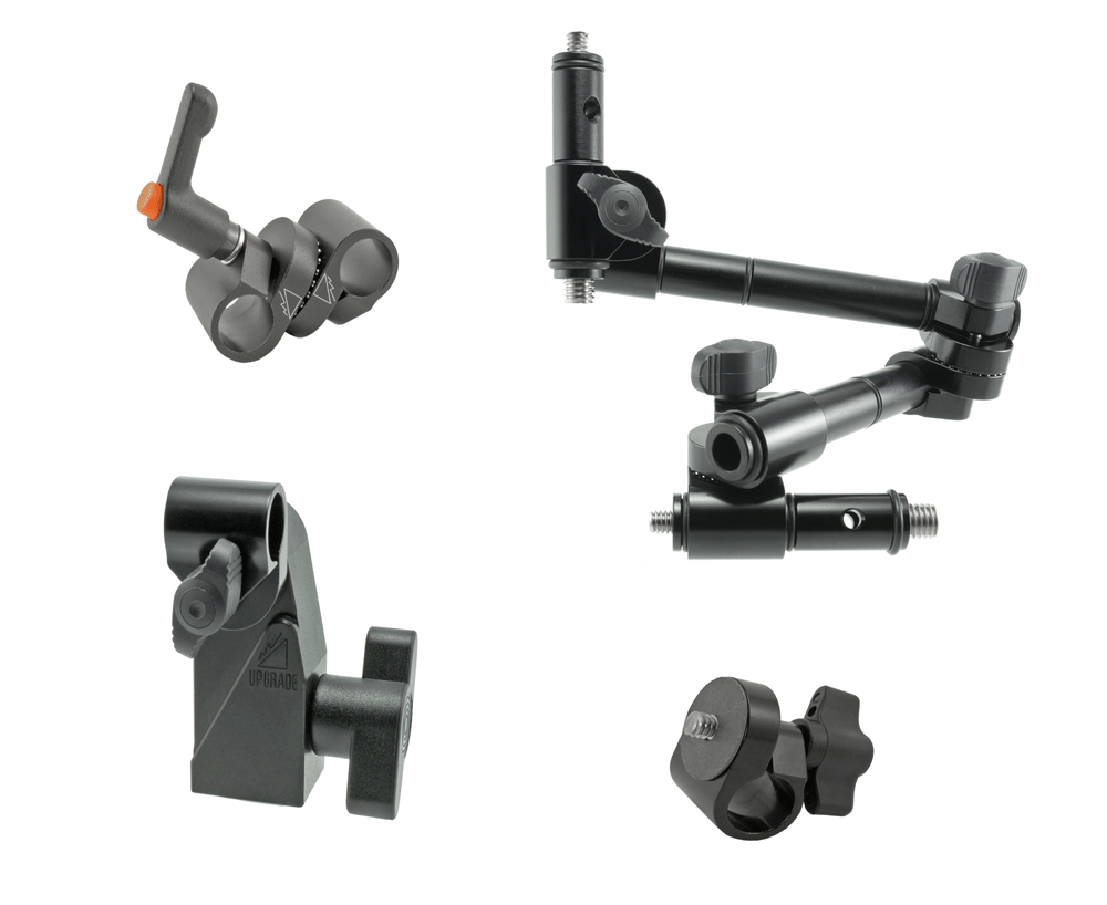 Rudy Arm & 15mm Mounting System